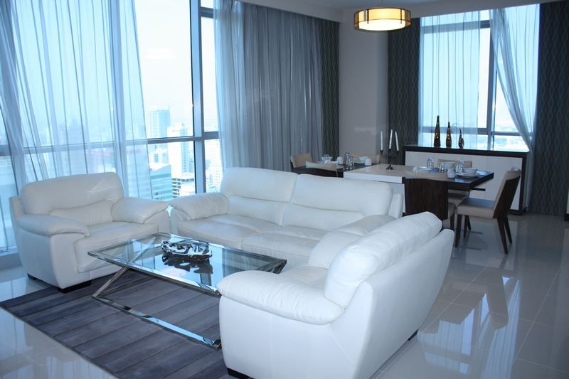 Fully Furnished 2 Bedroom Apartment For Rent In Juffair Villas Bahrain