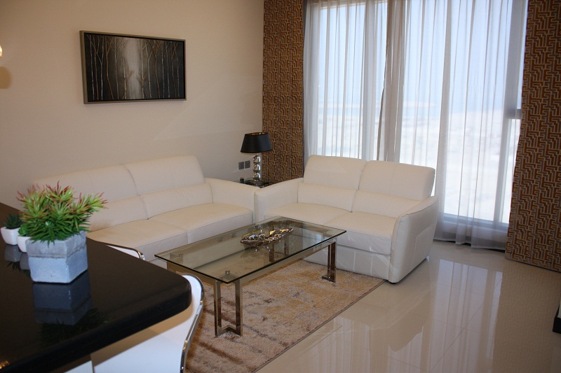 Fully Furnished 1 Bedroom Apartment For Rent In Seef Hera Real Estate Bahrain Property Villas