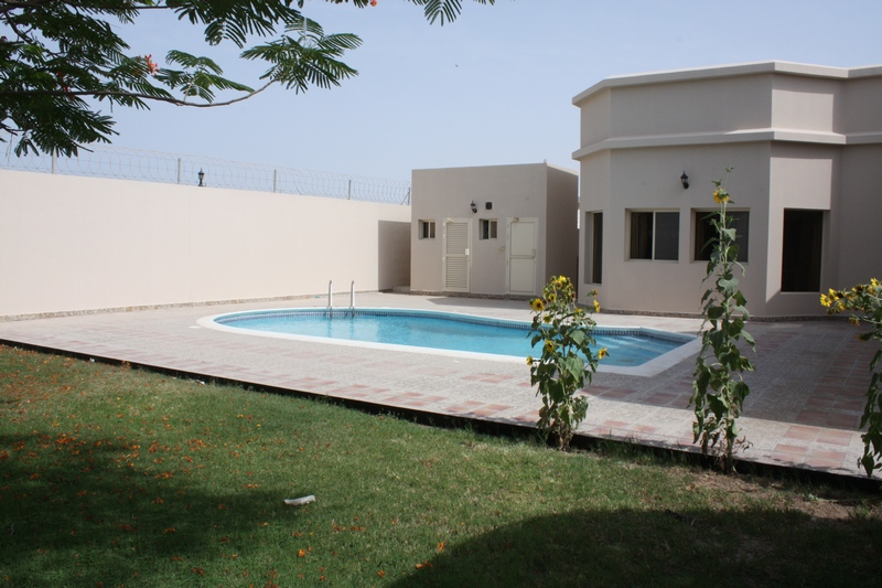 Semi Furnished 4 Bedroom Villa With Private Swimming Pool