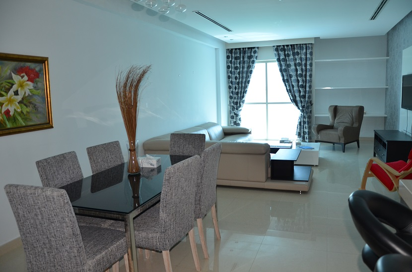 2br Fully Furnished Apartment For Rent In Reef Island Bahrain