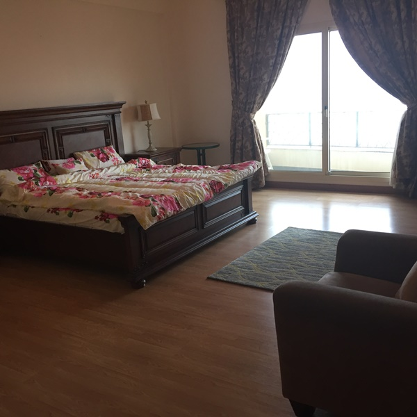 Big Gorgeous Fully Furnished 1 Bedroom Apartment-Rent