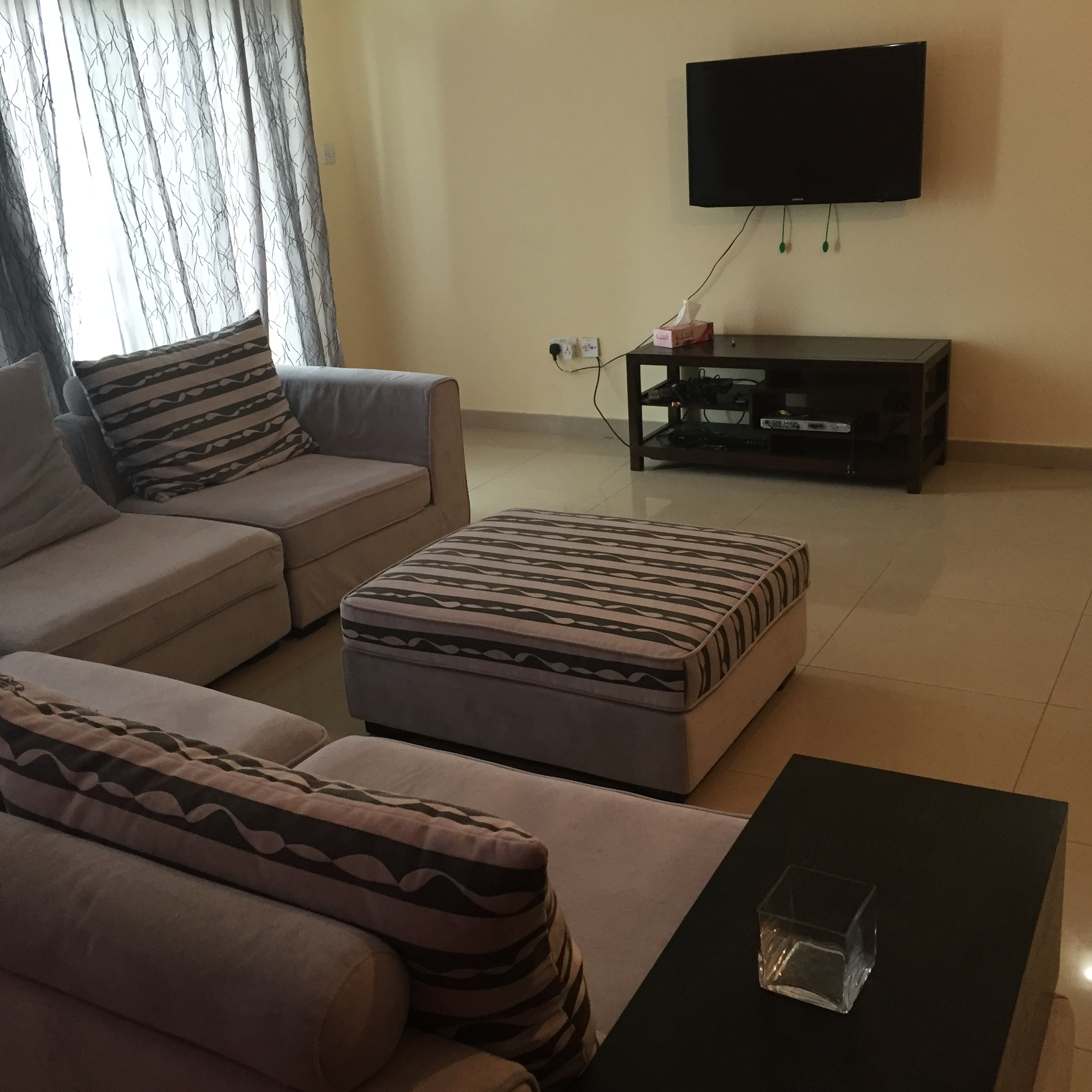 Furnished Apartments For Rent: Elegant Fully Furnished 2 Bedroom Apartment- Rent