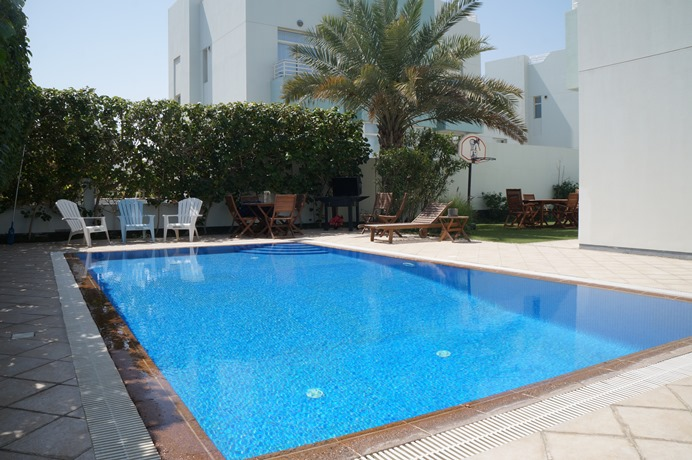 4br Villa With The Private Pool For Rent In Riffa Views Villas For Rent In Bahrain Hera Real
