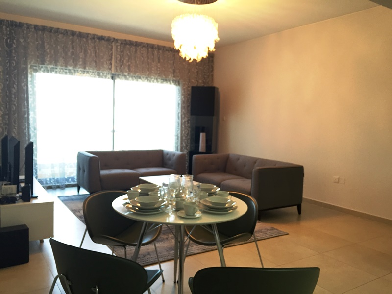 Bright And Stylish Fully Furnished 1 Bedroom Apartment Available For Rent In Amwaj Islands Rent