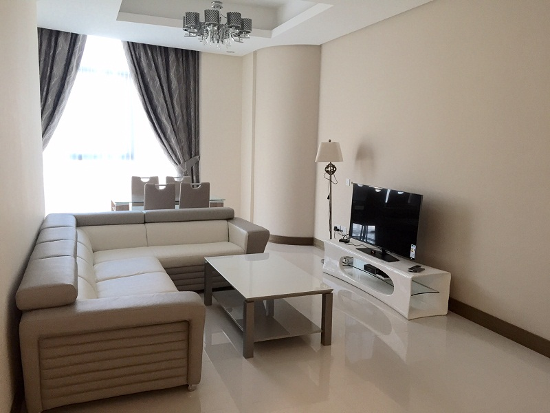 Amazing 1 BR apartment is available for rent in Seef -Apartment For Rent In Seef