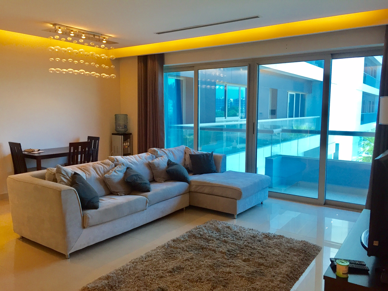 Beautiful 2 BR apartment is available for rent in Reef Island-Apartment For Rent In Bahrain