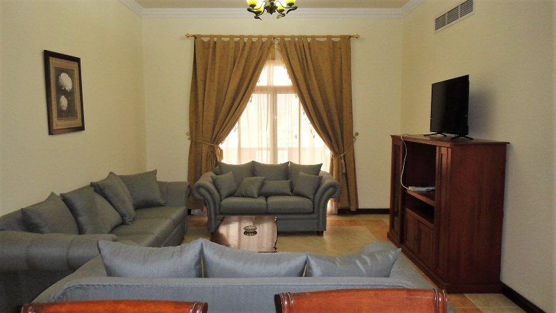 Stylish Fully Furnished 2 Bedroom Apartment Rent Apartment